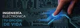 Clases de matematicas y fisica, electronica, asesorias