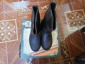 Botas Puntas De Acero Texana Gamos Work Originales