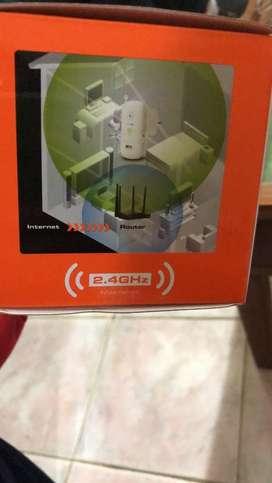 Vendo extensor de wifi kronos 301 nuevo en caja sin uso
