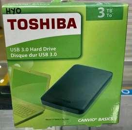 DISCO DURO TOSHIBA 3TB
