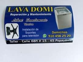 La Solución para Sú Lavadora