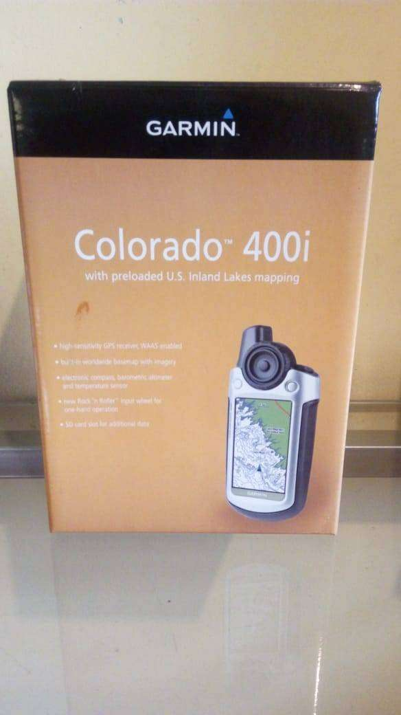 gps garmin colorado 0