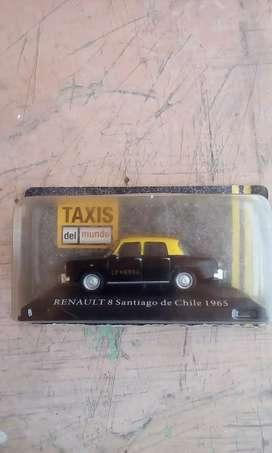 Vendo taxi del mundo Renault 8 Santiago de Chile 1965 ver fotos