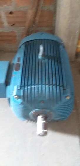 Motor de 125hp y 1200rpm para la venta