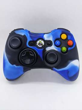 Forros de silicona para control Xbox 360