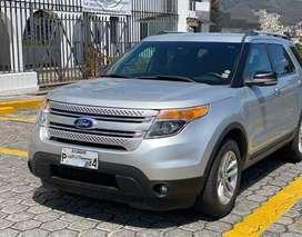 Ford explorer 4x4 XLT 2012 flamante