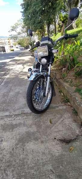 Ax 100 Suzuki