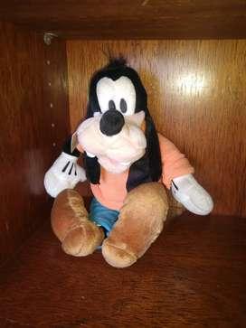 Oferta muñeco nuevo auténtico Disney GOOFY - PLUTO