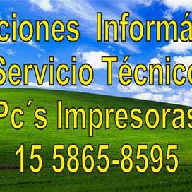 Servicios Informática