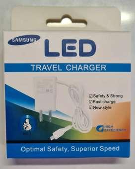 Cargador Samsung LED