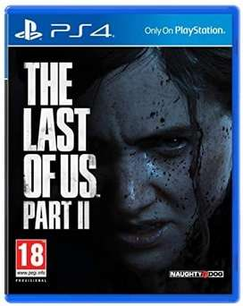 THE LAST OF US:PART 2
