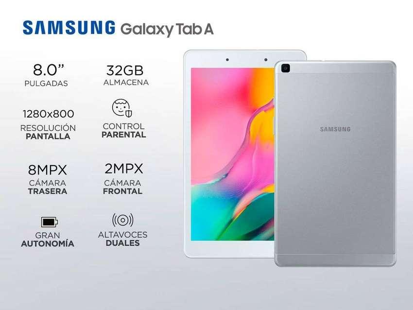 """Samsung Galaxy Tab A 8""""pulgadas T295 4G ( incluye estuche antishock y chip tuenti)"""