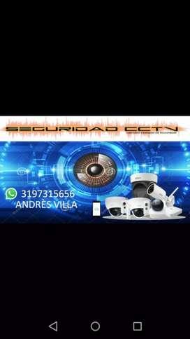 Instalación, venta y mantenimiento de cámaras de seguridad