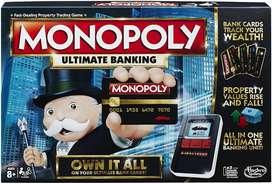 Juego Monopoly Edición Ultimate Banking