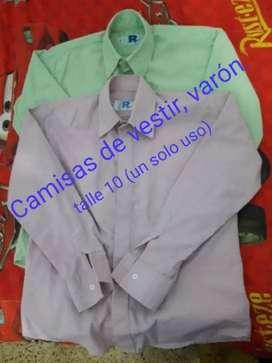 Camisa de Vestir Niño (usada)