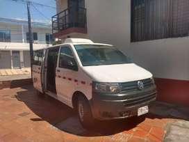 Ganga venta de microbús de servicio especial
