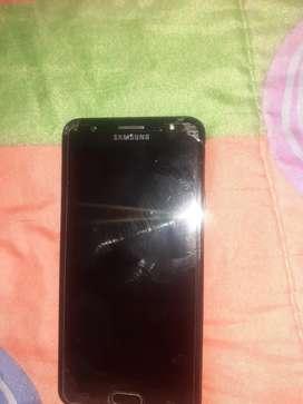 Samsung j7 prime sm-g610m mojado
