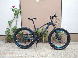 Bicicleta Mtb Aluminio Aro 26 Newspeed