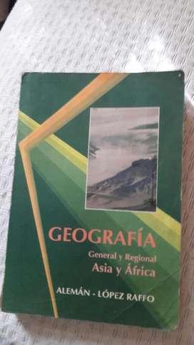 Libro de Geografia Asia Y Africa