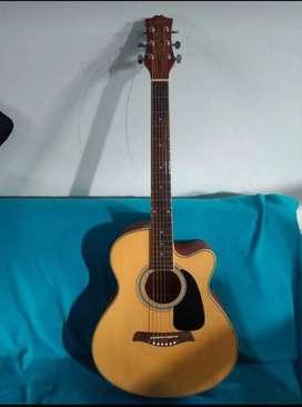 Guitarra Electróacustica G Shelter LF 4110 .