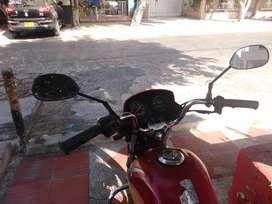 Se vende moto eco de luce papeles al día  con seguro tenomica