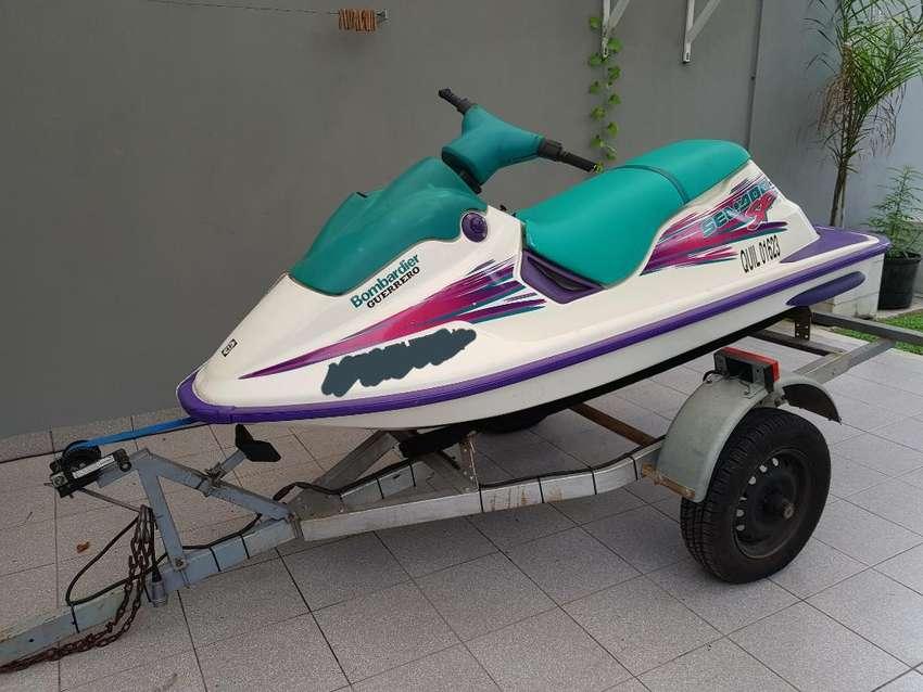 Moto de Agua Sea Doo Sp 96 0