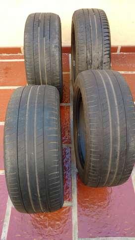 Cubiertas Michelin 205/55/16