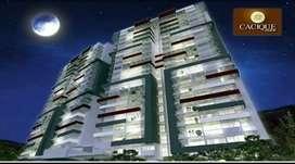 Se vende apartamento cacique gold piso 11 t2 listo para entrega