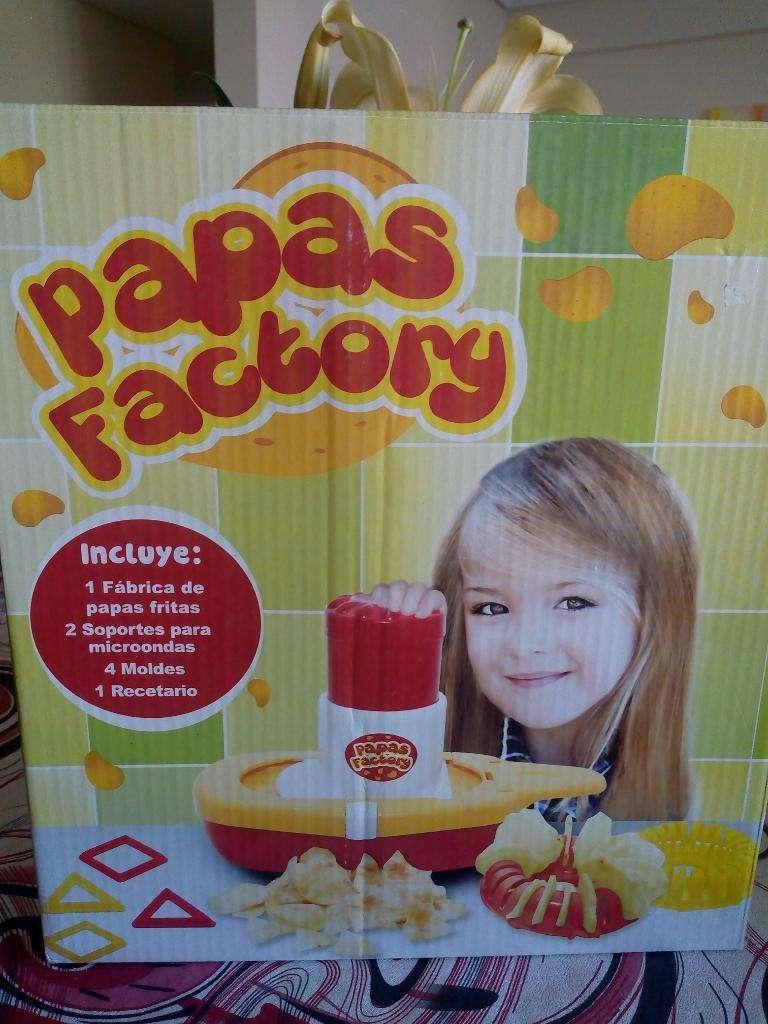 Papas Factory 0