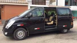 Alquiler de hyndai h1, alquiler de minivan, alquiler de buses