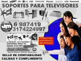 Soporte ecualizable d' tv's bases dvd