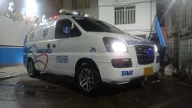 Hiunday ambulancia