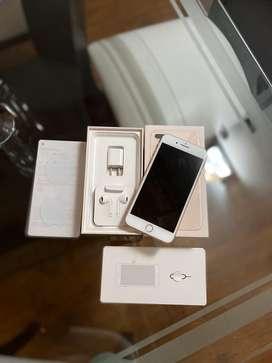 Celular Iphone 8 plus Rose Gold - 64 gb