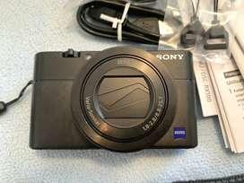 Camara Sony RX100 V