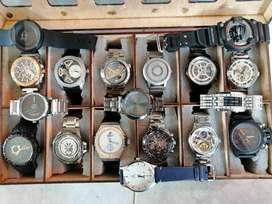 Reloj Automático Deportivo Casual Elegante mujer dama