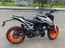 VENDO KTM DUKE 200 NG