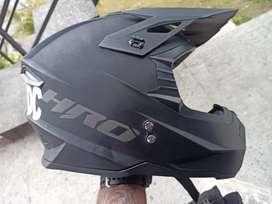 casco de moto cross hro como nuevo