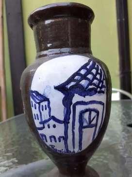 Jarron Ceramica Artesanal Brasil