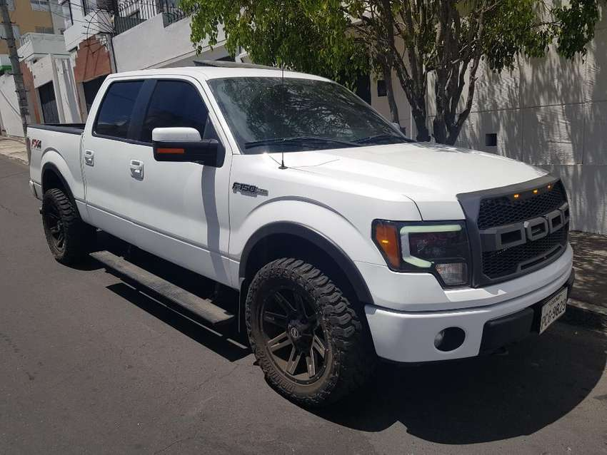 Ford F150 Fx4 2014 0
