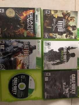 Juegos Xbox 360 Originales Full Estado