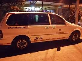 Carro servicio público