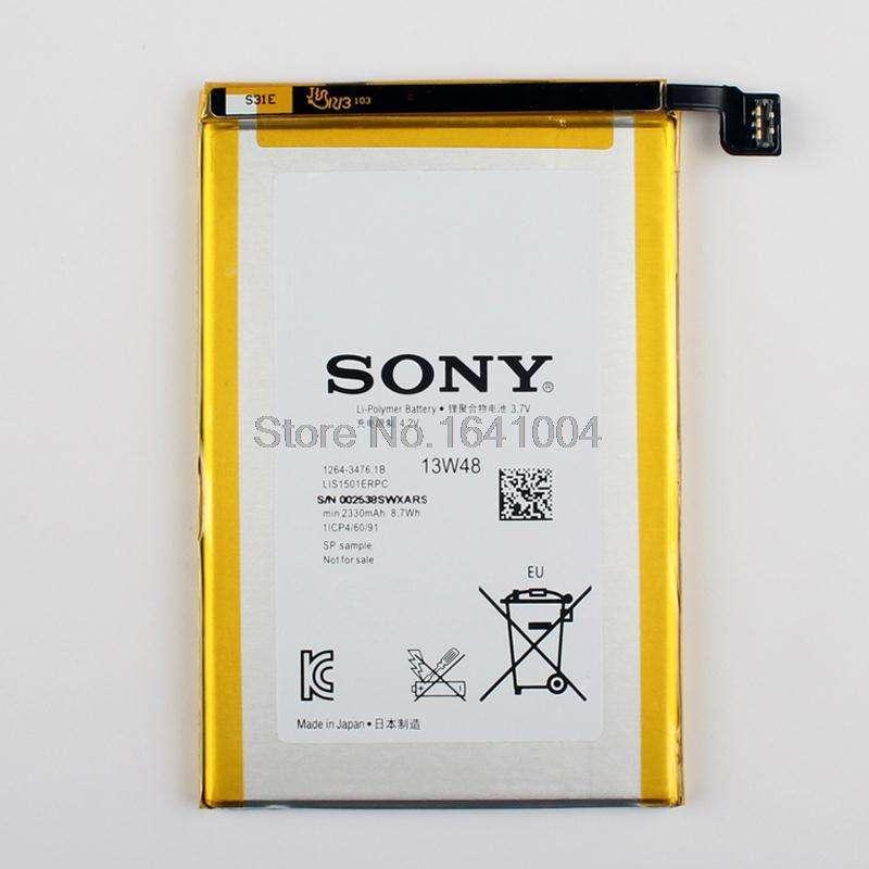 Bateria Celular SONY XPERIA ZL L35h /l35 /c6503 /c6502 /c6506 oriigina 0