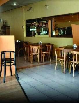 Vendo Sillas de Madera Marca. Rutilli y Carpinetti. Excelente estado. Para negocios gastronómicos, bares. Villa Carlos P