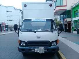 Vendo camion hyundai en perfectas condiciones