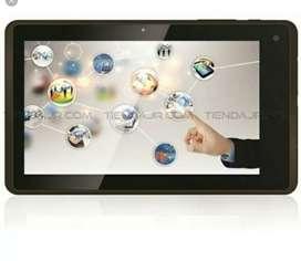 De oportunidad se vende tablet marca titan.color negra de 8gb.sin chip.