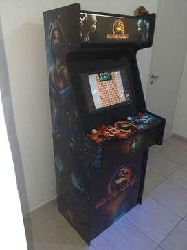 juego arcade retro vendo o permuto por ps4