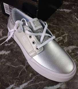 Casual Skate Dc Shoes, Modelo: Trase Se
