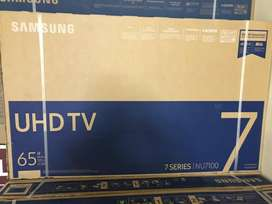"Smart TV SAMSUNG UN65NU7100PXPA 65"" 4k UHD"