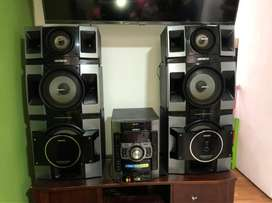 Equipo de Sonido SONY 10.0000 W