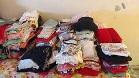 Lote de ropa usada